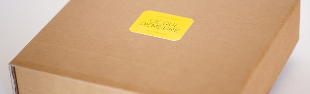 Photography: Ce qui demeure - Shoebox Edition overview