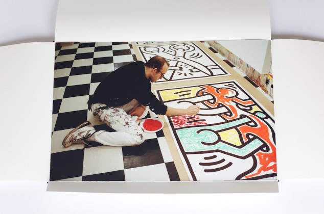 Photography: Keith Haring portfolio overview