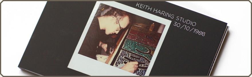 Photography: Keith Haring Studio overview